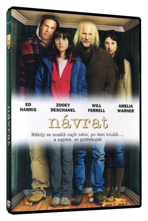 Návrat (DVD)