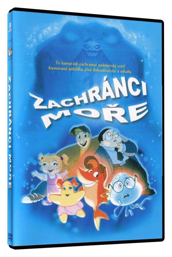 Zachránci moře (DVD)
