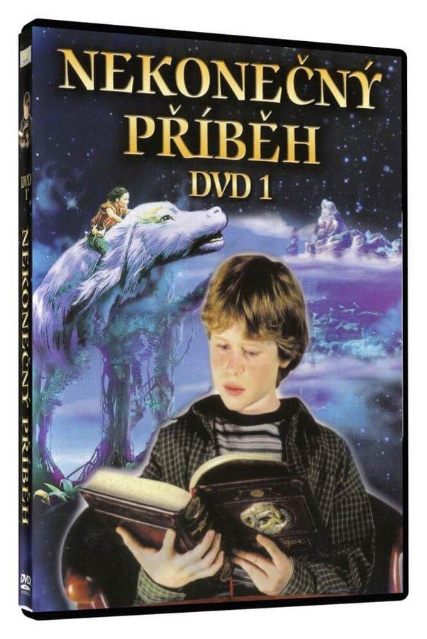 Nekonečný příběh - 1 (DVD) - TV seriál
