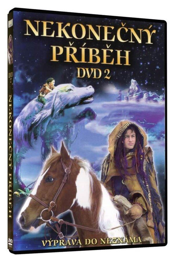 Nekonečný příběh - 2 (DVD) - TV seriál
