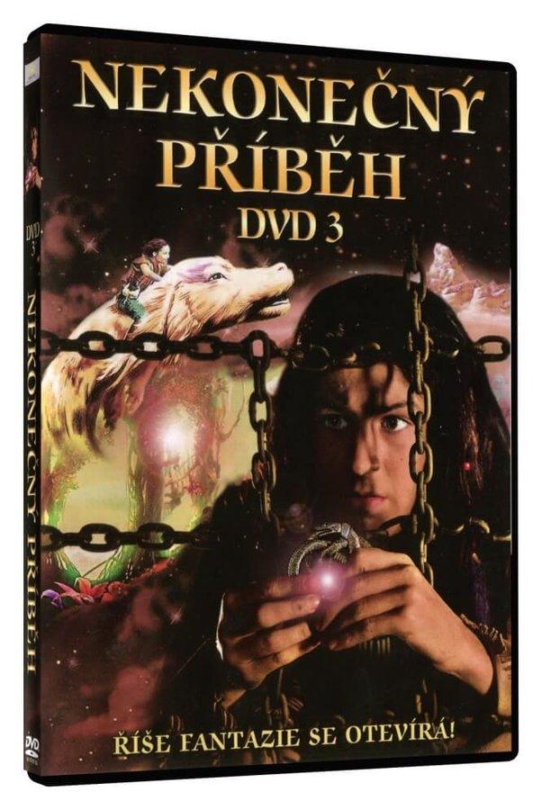 Nekonečný příběh - 3 (DVD) - TV seriál