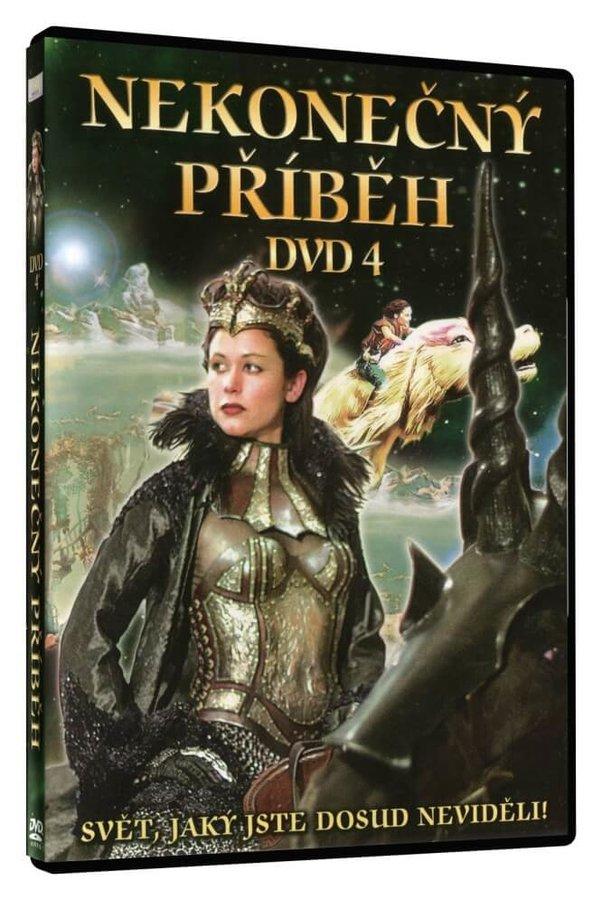 Nekonečný příběh - 4 (DVD) - TV seriál