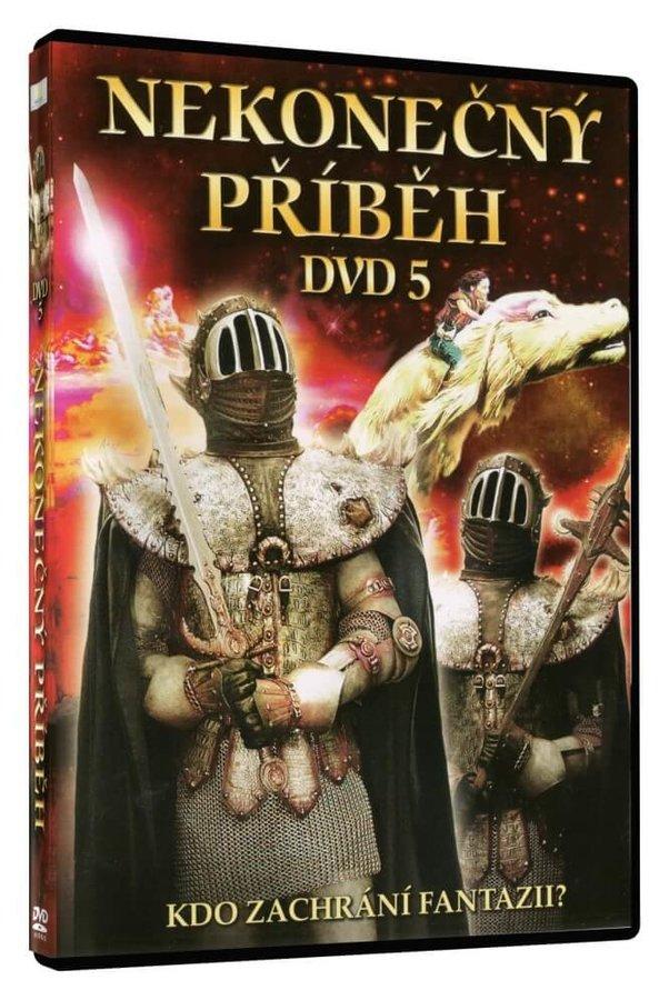 Nekonečný příběh - 5 (DVD) - TV seriál