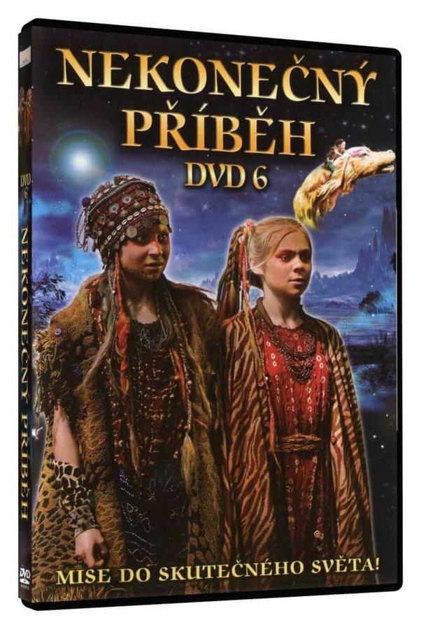 Nekonečný příběh - 6 (DVD) - TV seriál