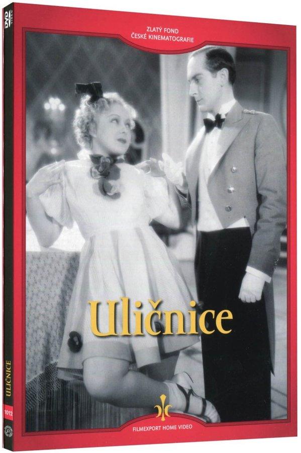 Uličnice (DVD) - digipack