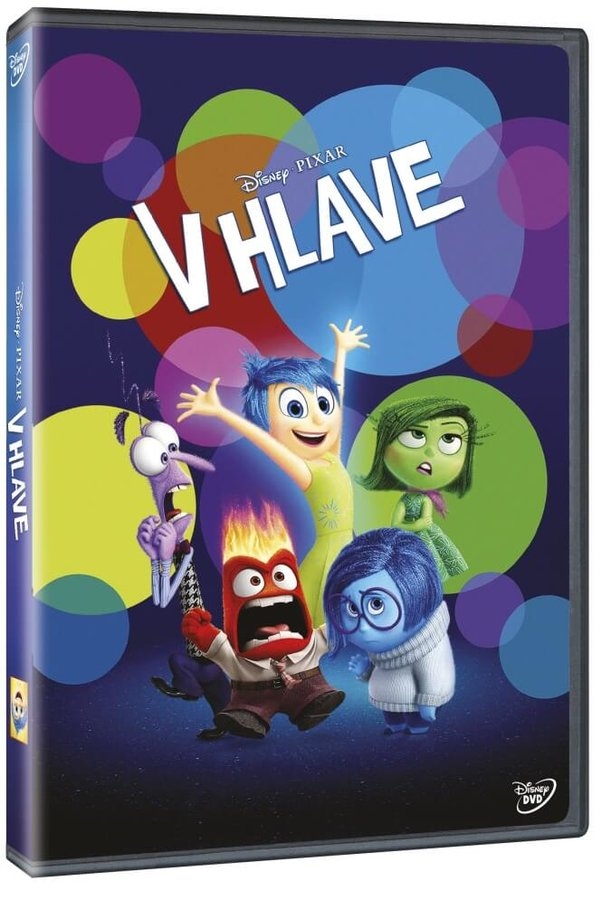 V hlavě (DVD)