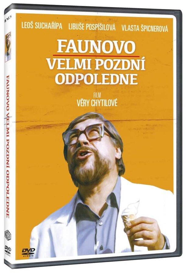 Faunovo velmi pozdní odpoledne (DVD)