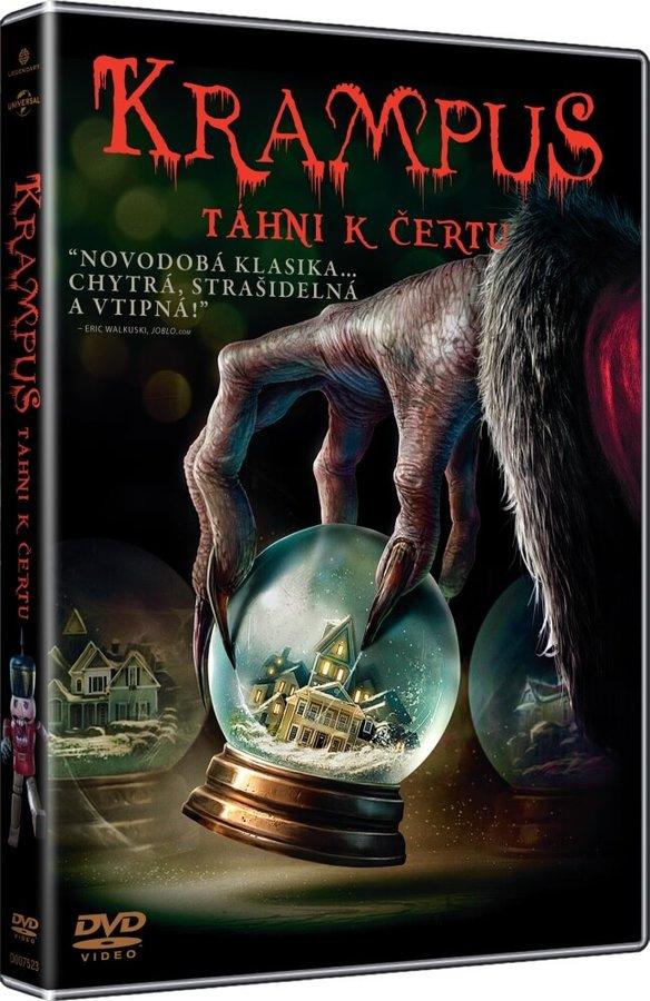 Krampus: Táhni k čertu (DVD)