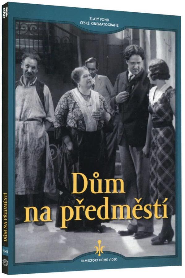 Dům na předměstí (DVD) - digipack