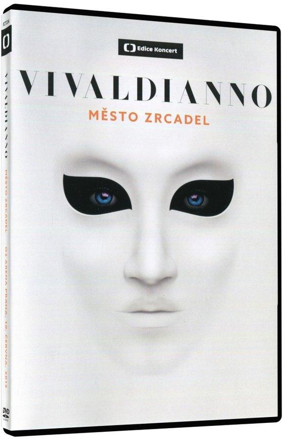 VIVALDIANNO - Město zrcadel (DVD)