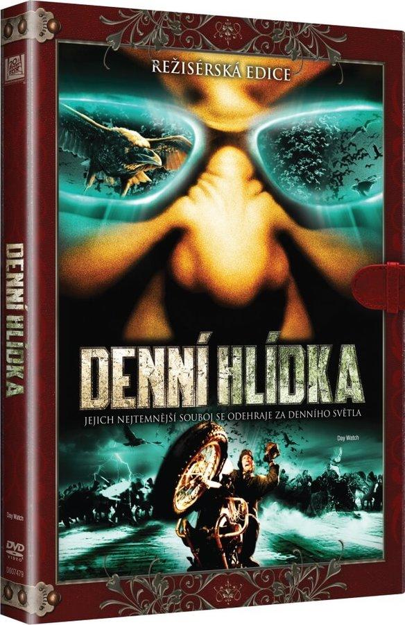 Denní hlídka (DVD) - režisérská verze - KNIŽNÍ EDICE