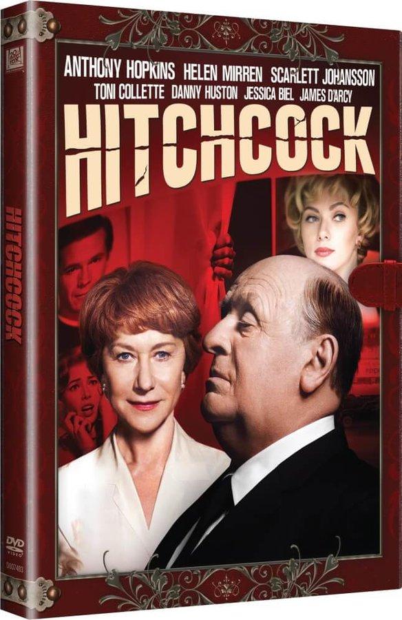 Hitchcock (DVD) - KNIŽNÍ EDICE