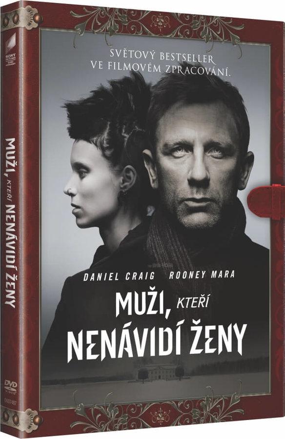 Muži, kteří nenávidí ženy (2011) (DVD) - KNIŽNÍ EDICE