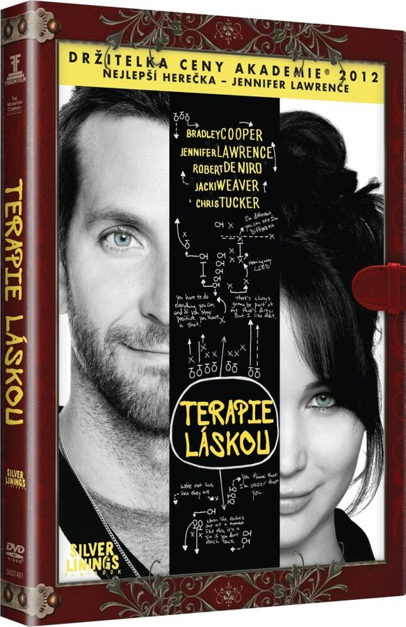 Terapie láskou (DVD) - KNIŽNÍ EDICE