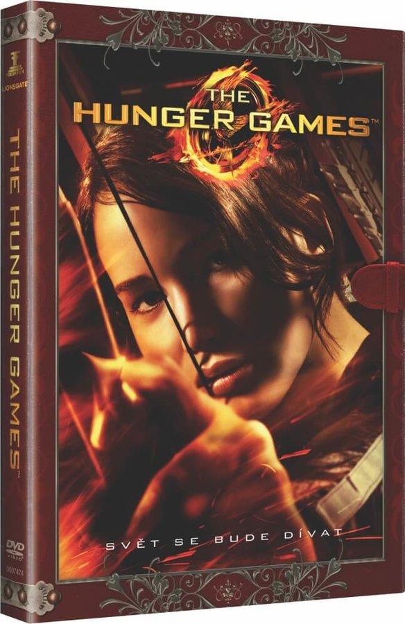 Hunger Games (DVD) - KNIŽNÍ EDICE