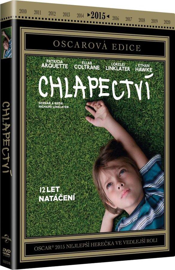 Chlapectví (DVD) - OSCAROVÁ EDICE