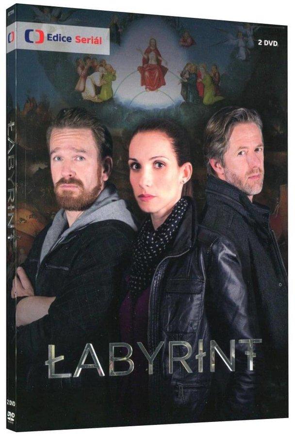 Labyrint 1 (2 DVD) - kompletní 1. série