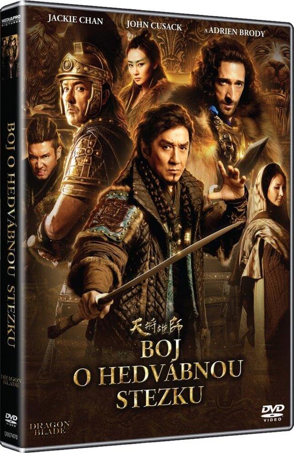 Boj o Hedvábnou stezku (DVD)