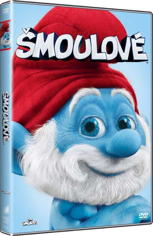 Šmoulové (FILM) (DVD) - edice BIG FACE