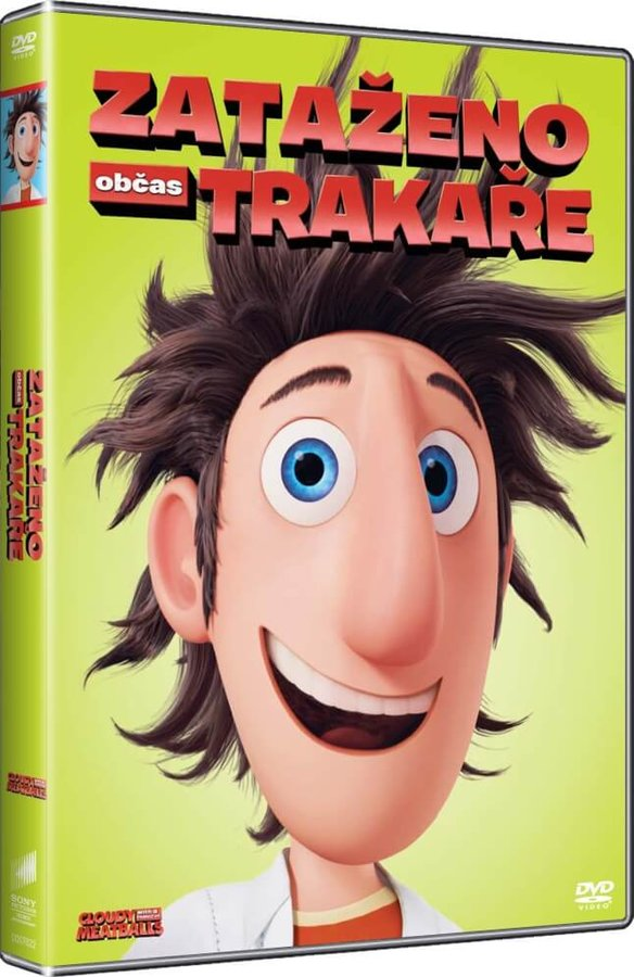 Zataženo, občas trakaře (DVD) - edice BIG FACE