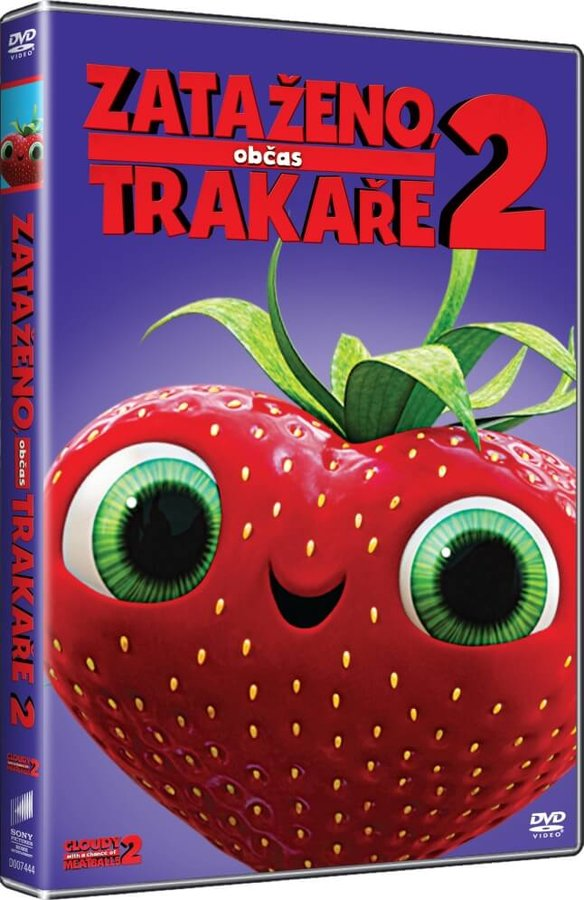 Zataženo, občas trakaře 2 (DVD) - edice BIG FACE