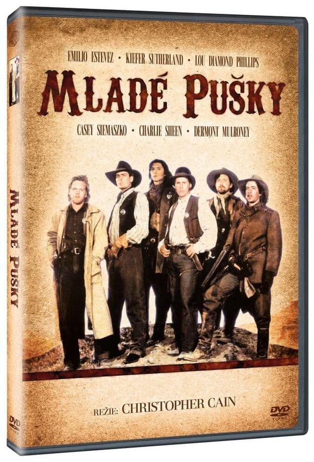 Mladé pušky (DVD)