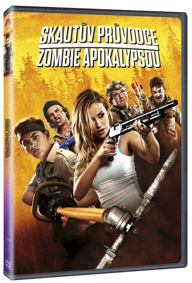 Skautův průvodce zombie apokalypsou (DVD)