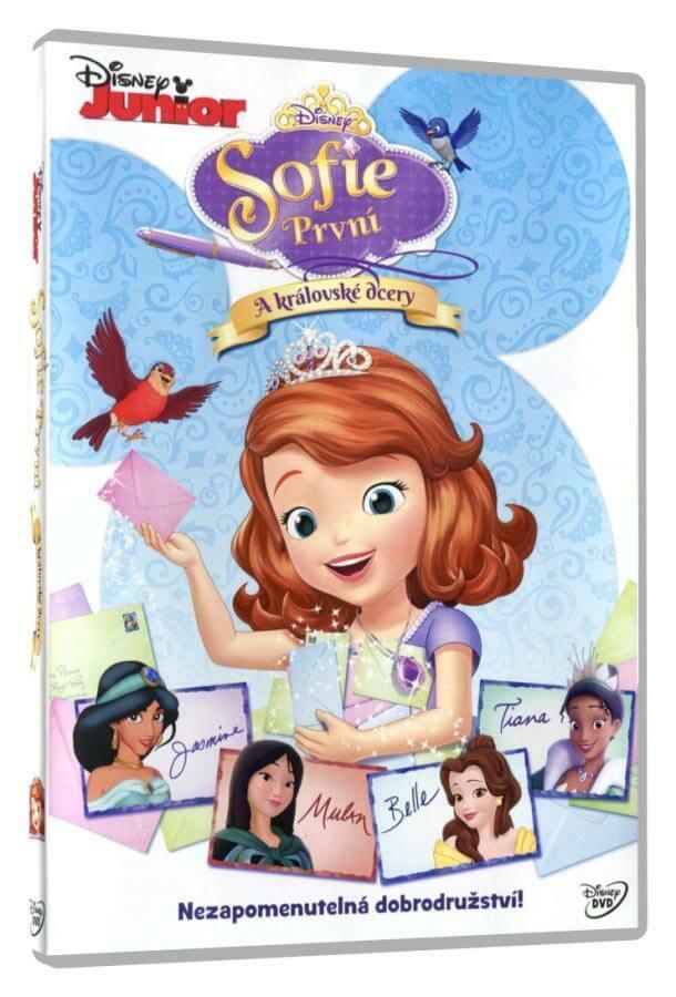 Sofie první: A královské dcery (DVD)