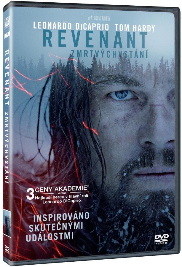 REVENANT Zmrtvýchvstání (DVD)