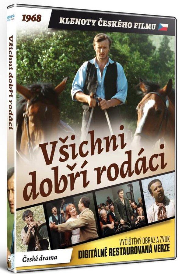 Všichni dobří rodáci (DVD) - digitálně restaurováno