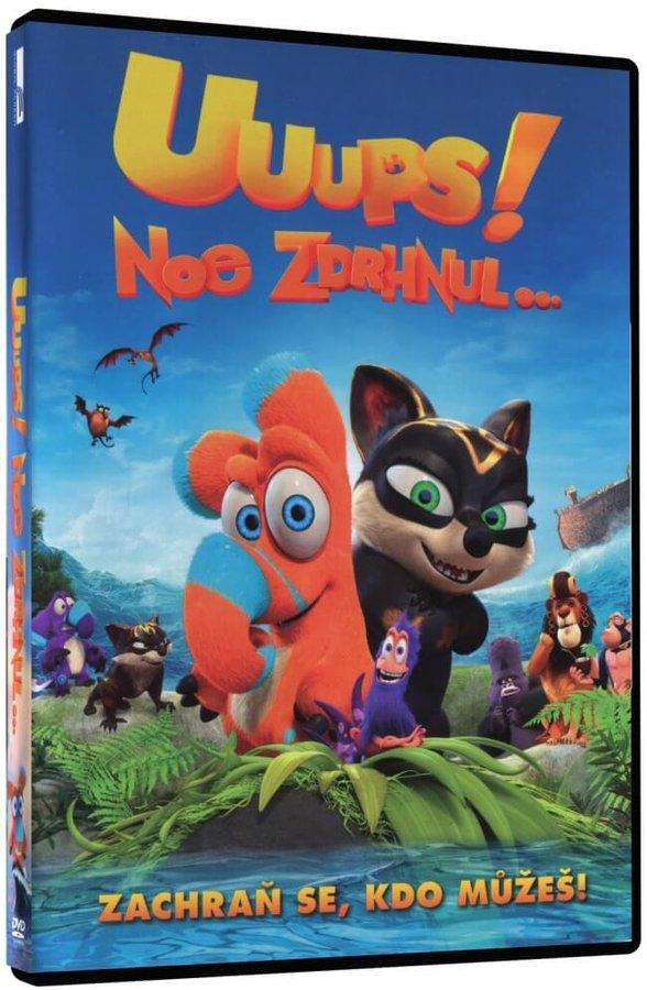 Ups! Noe zdrhnul (DVD)