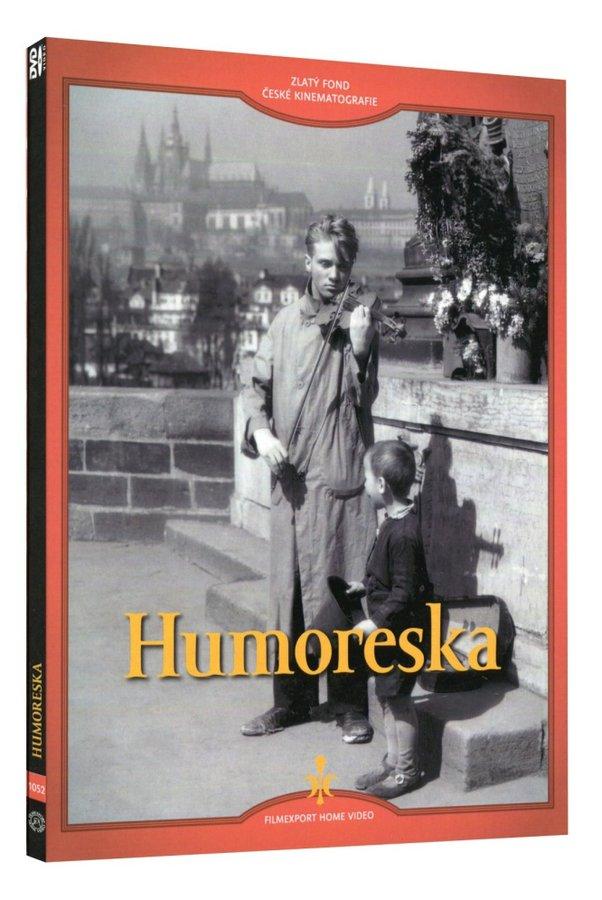 Humoreska (DVD) - digipack