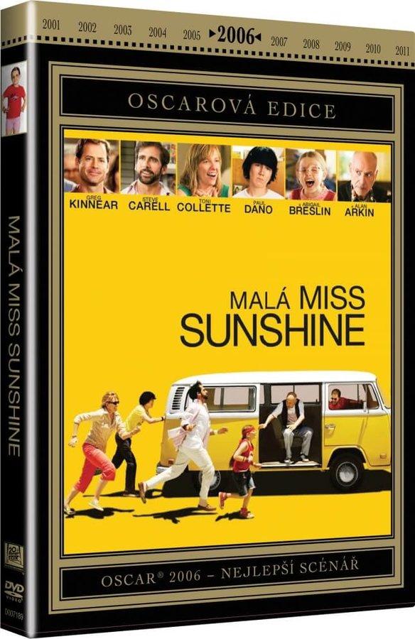 Malá Miss Sunshine (DVD) - OSCAROVÁ EDICE - české titulky
