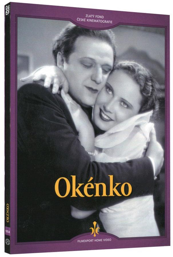 Okénko (DVD) - digipack