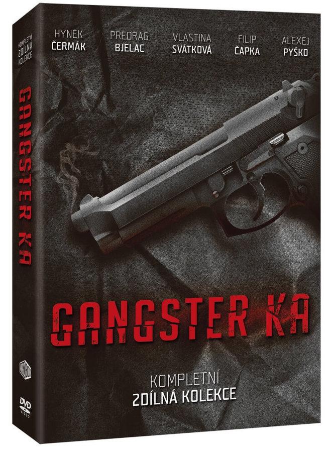 Gangster Ka 1+2 - kolekce (2xDVD)