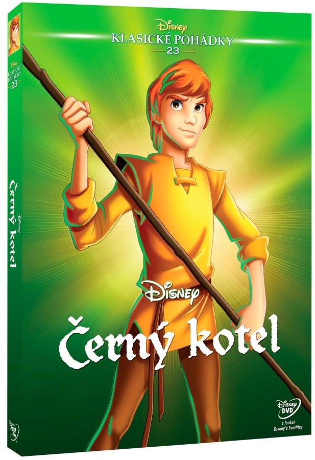 Černý kotel (DVD) - Edice Disney klasické pohádky