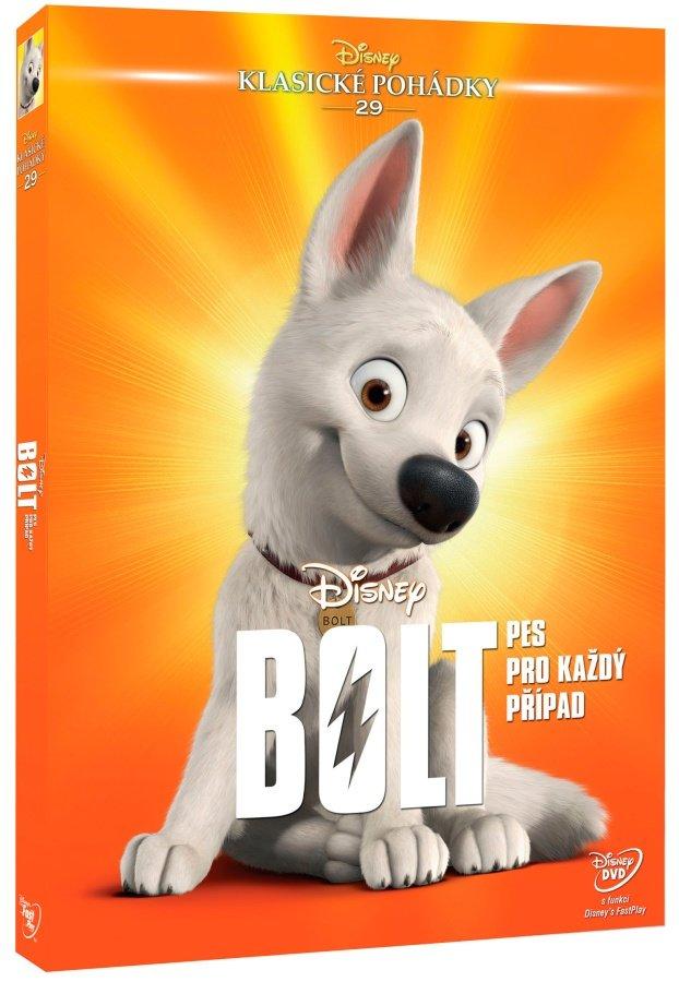 Bolt - Pes pro každý případ (DVD) - Edice Disney klasické pohádky