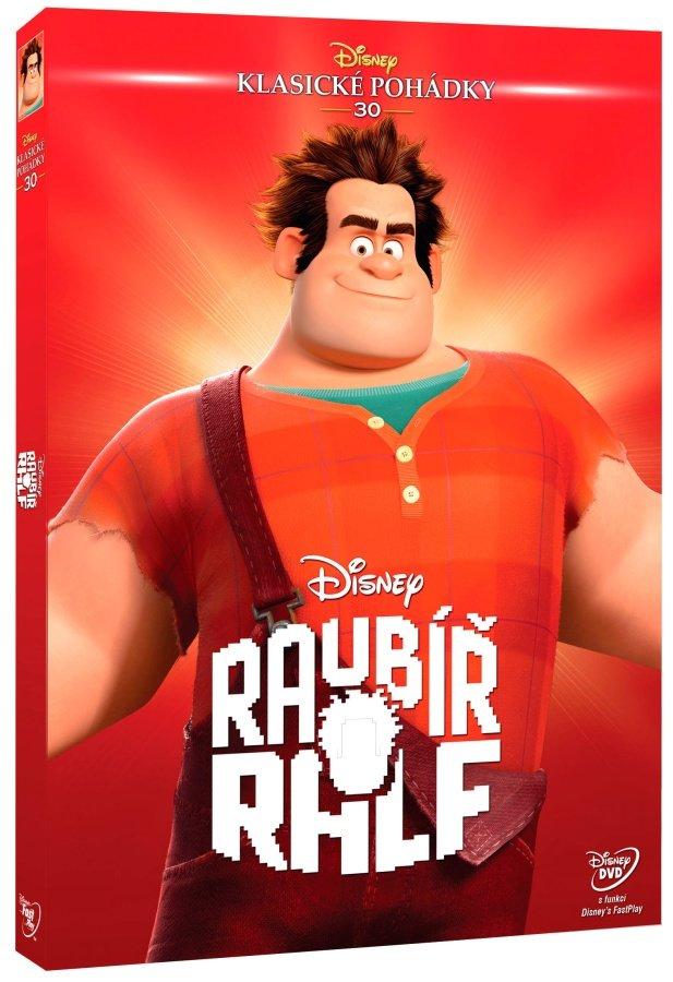 Raubíř Ralf (DVD) - Edice Disney klasické pohádky