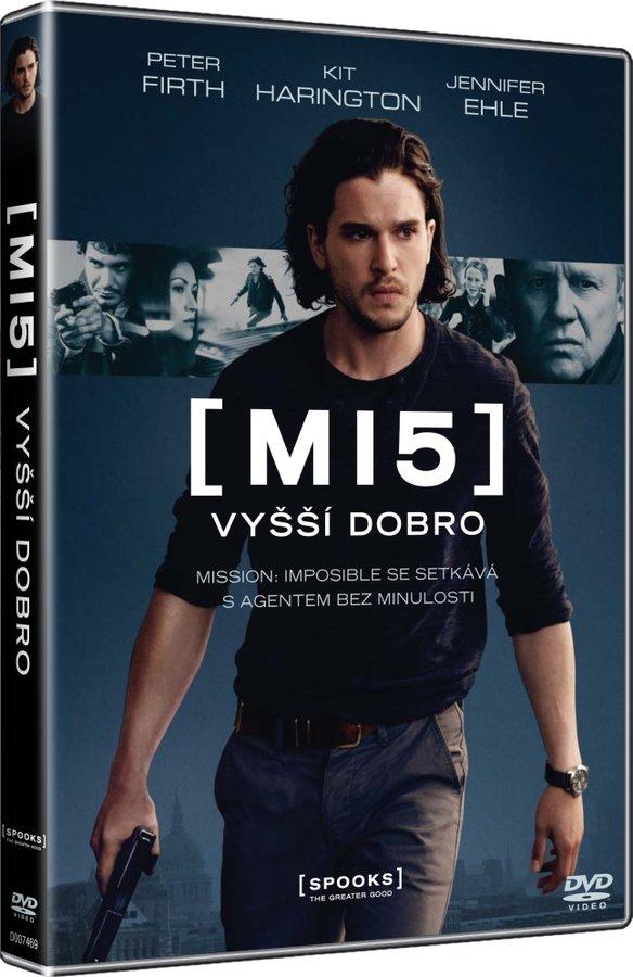MI-5: Vyšší dobro (DVD)