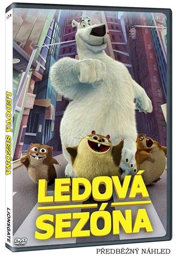 Ledová sezóna (DVD)