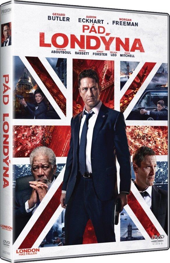 Pád Londýna (DVD)