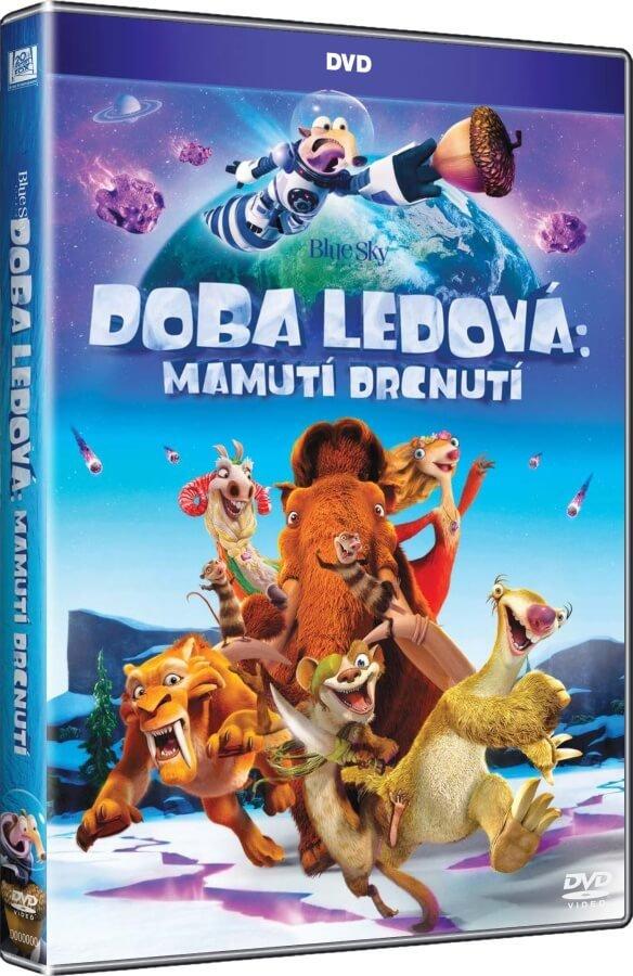 Doba ledová 5: Mamutí drcnutí (DVD)