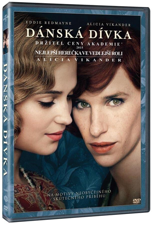Dánská dívka (DVD)