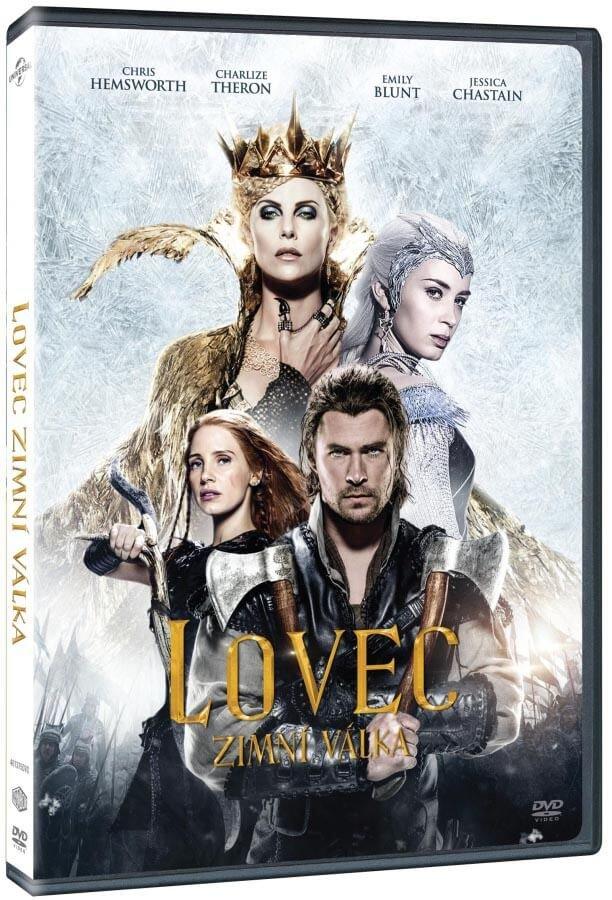 Lovec: Zimní válka (DVD)