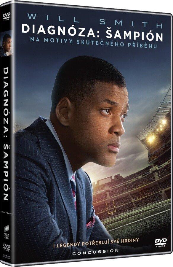 Diagnóza: Šampión (DVD)