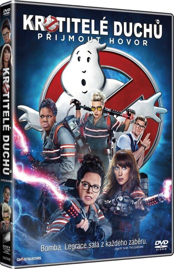 Krotitelé duchů (2016) (DVD)