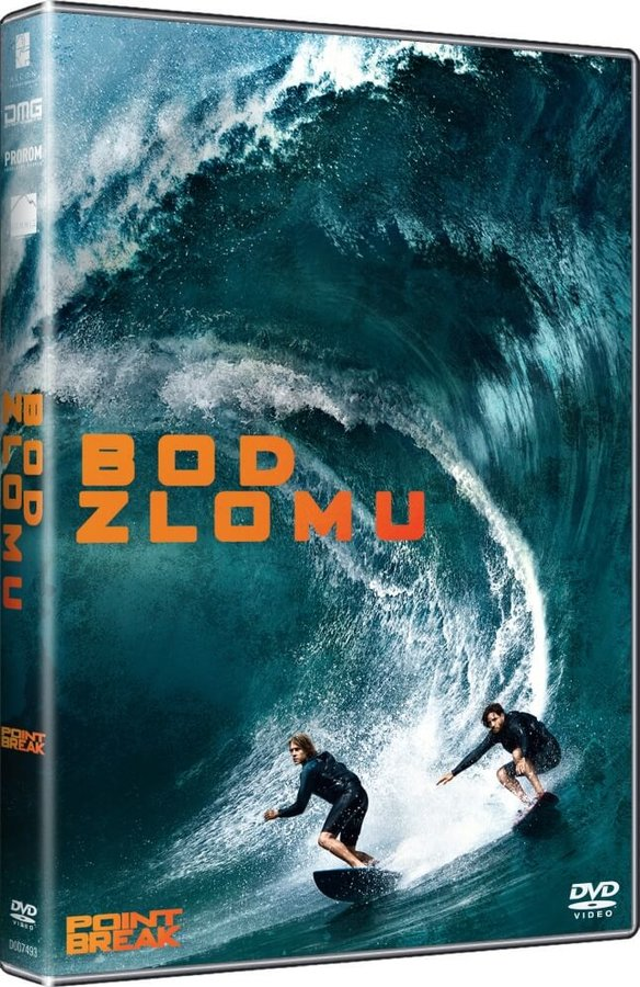 Bod zlomu (2015) (DVD)