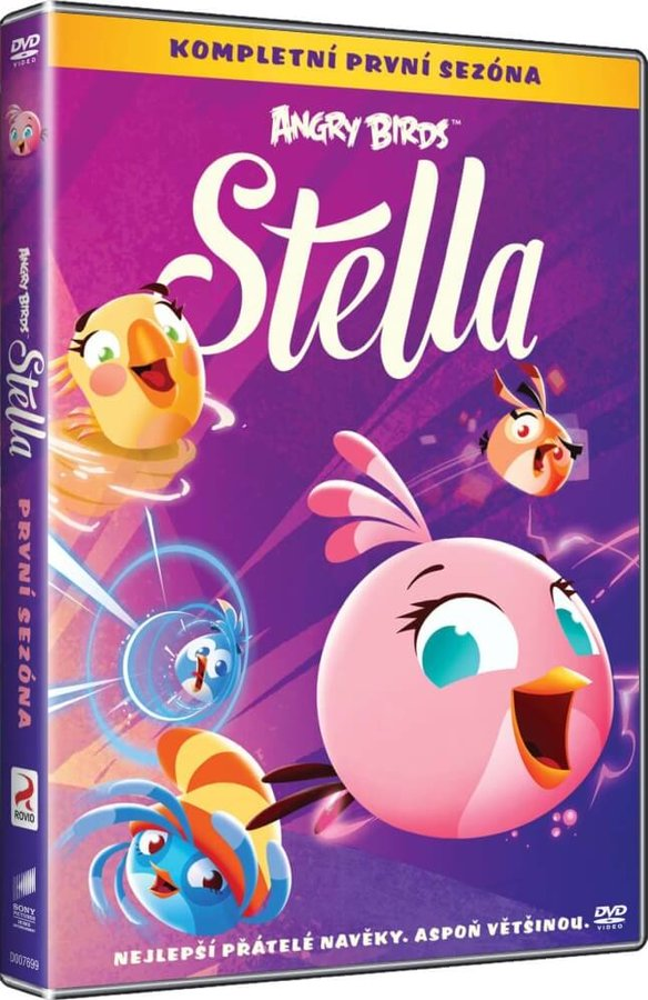 Angry Birds: Stella (1. série)