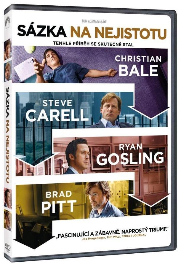 Sázka na nejistotu (DVD)
