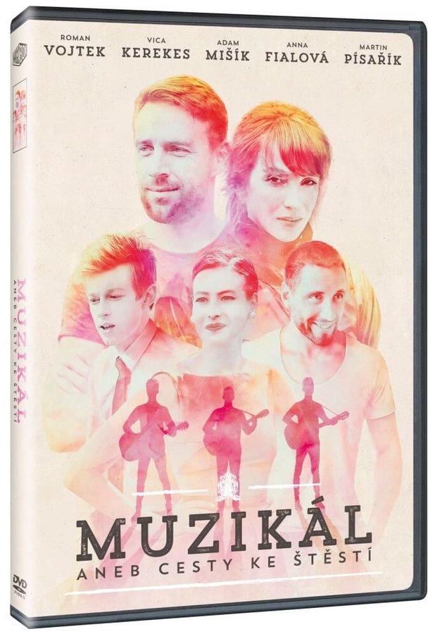 Muzikál aneb Cesty ke štěstí (DVD)